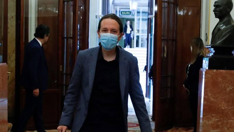 Iglesias acusa Ayuso de jugar con vidas para hacer política