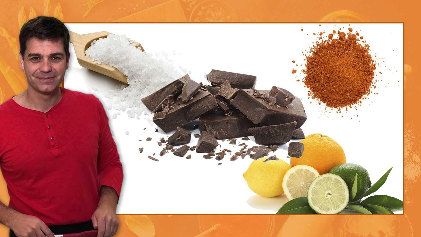 Truco para trabajar el chocolate