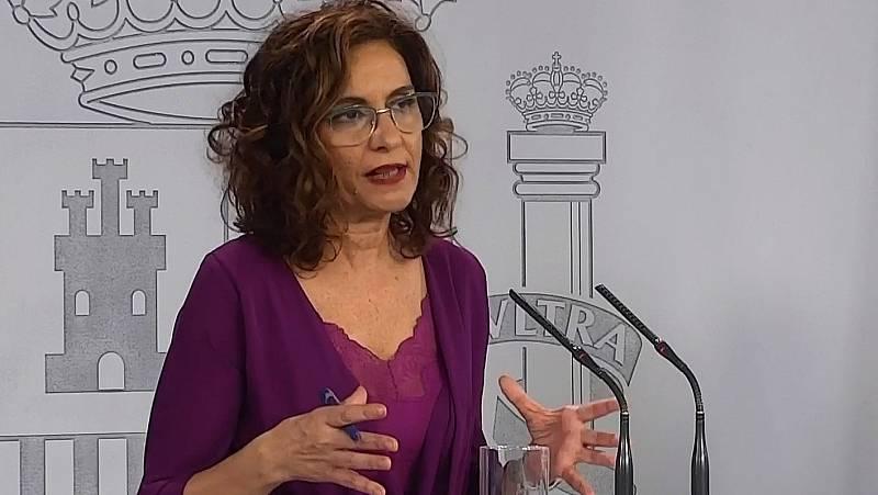 """Montero: """"El Comité de Expertos asesora al Gobierno pero la autoridad es del ministro"""""""