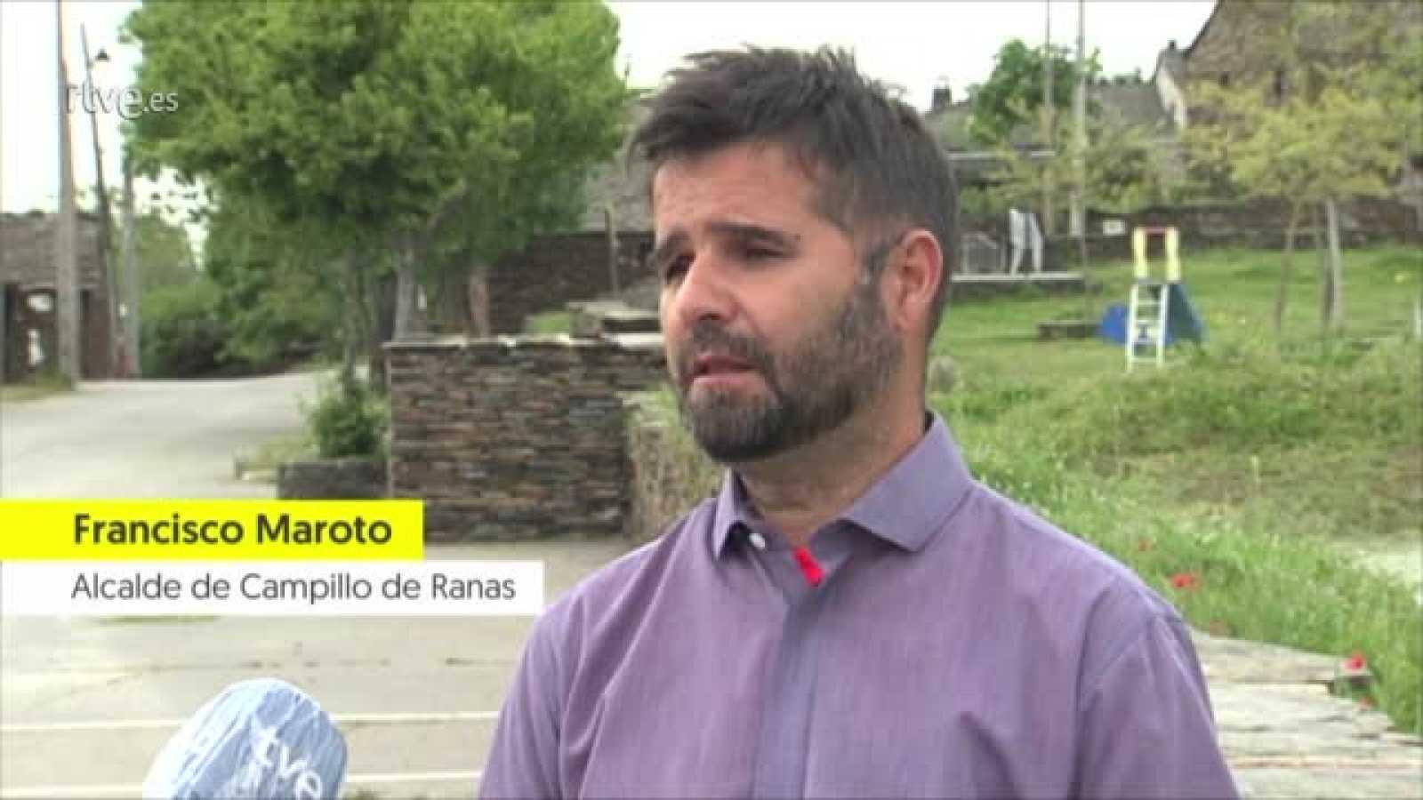 Francisco Maroto, preocupado por la incertidumbre que afronta el pueblo por la cancelación de las bodas.