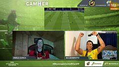 Resumen de la final internacional 'GamHer': España 1-5 Brasil