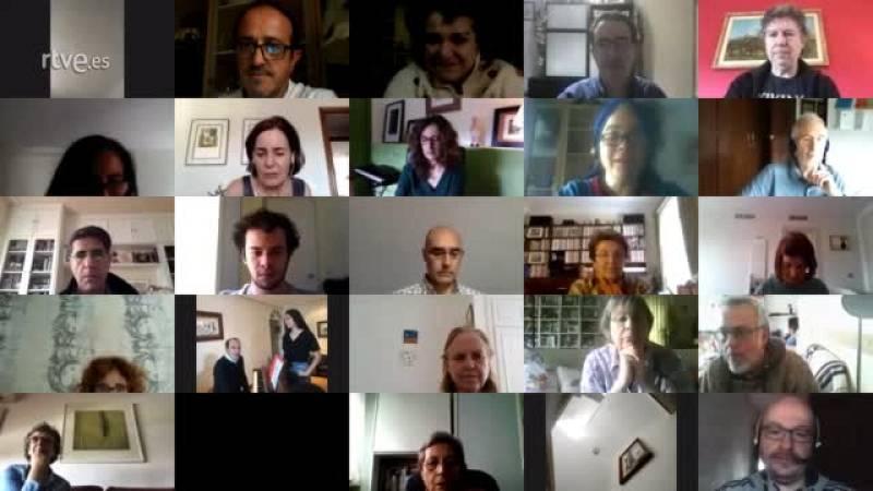 Masterclass Aula OCRTVE del barítono Jorge Lujua