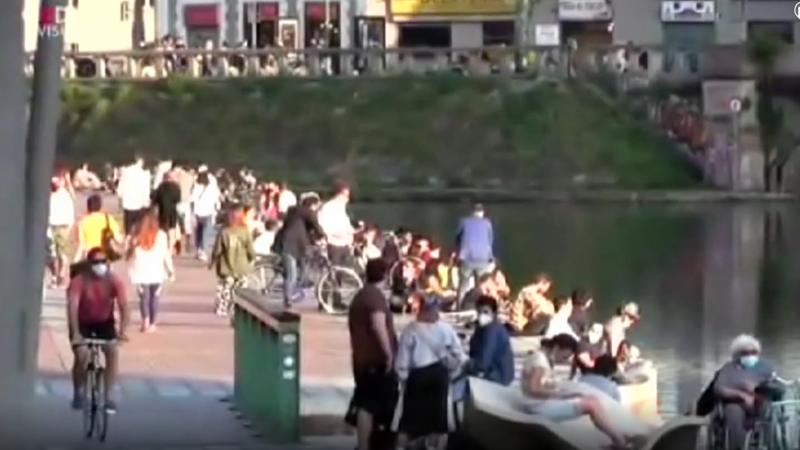 El alcalde de Milán reprende a los ciudadanos