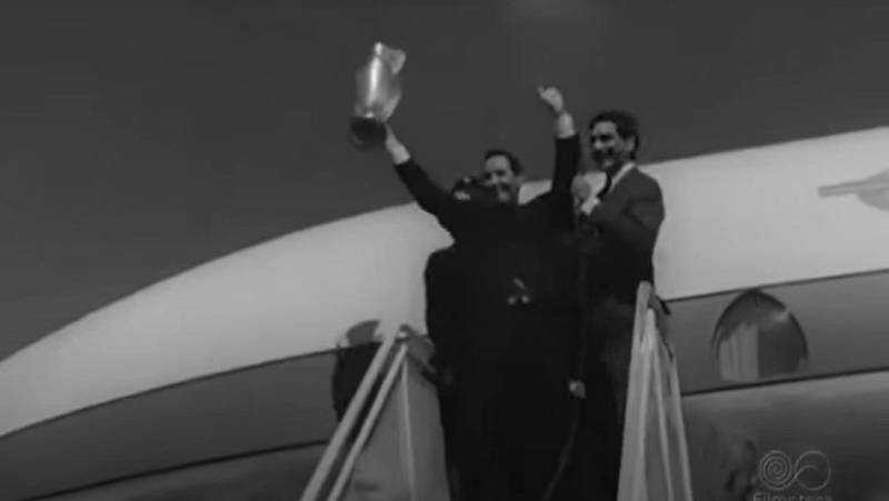 Vídeo: Se cumplen 54 años de la sexta Copa de Europa del Real Madrid y del récord de Paco Gento