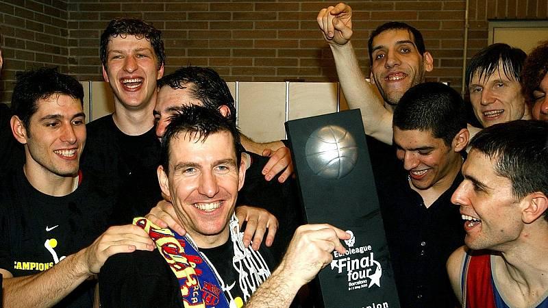 Decimoséptimo aniversario de la primera Euroliga del Barcelona