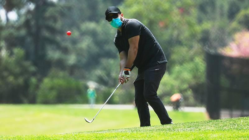 El golf vuelve a las zonas que han accedido a la Fase 1 con medidas de seguridad