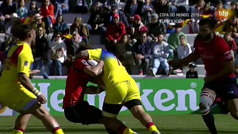 TDP en casa - Rugby - Clasificación para el Mundial, 2018: España- Rumanía - Ver ahora