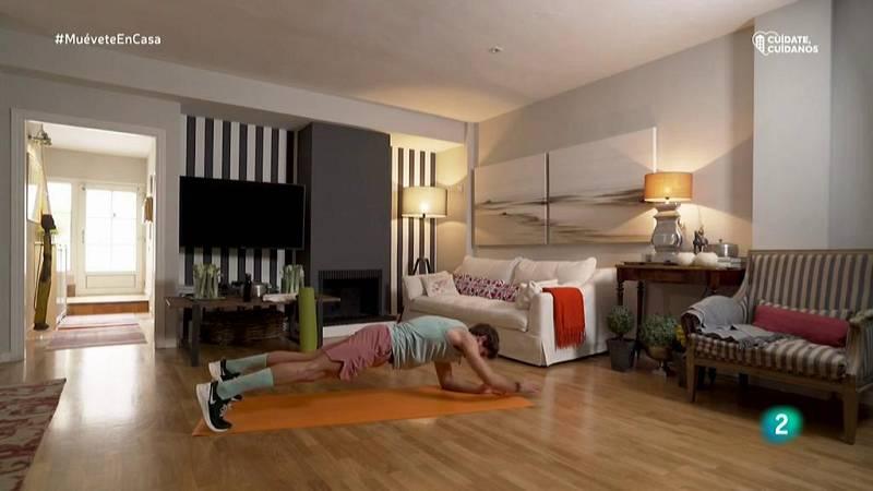 Muévete en casa - ¡Piernas y glúteos en forma para el verano!
