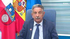 Los desayunos de TVE - Miguel Ángel Revilla, presidente de Cantabria, y Emiliano García-Page, presidente de Castilla-La Mancha