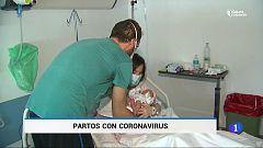 Las mujeres que han dado a luz con Coronavirus no han contagiado a sus bebés
