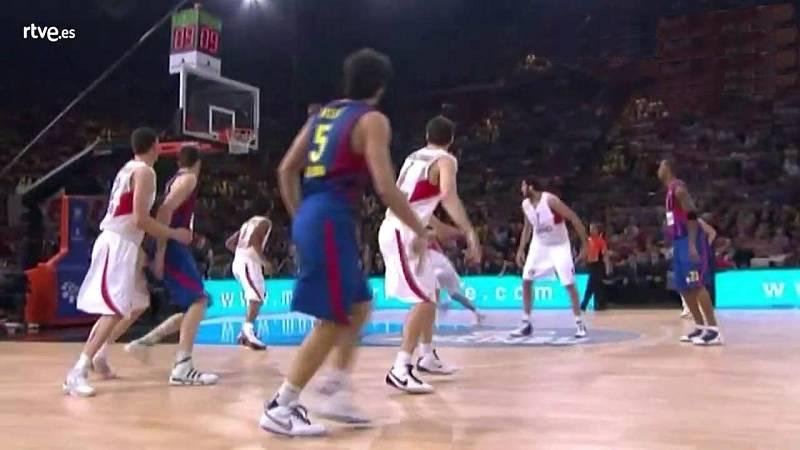 Baloncesto - Euroliga 2010 - Final: FC. Barcelona - Olimpiakos - ver ahora