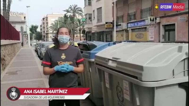 Ana Isabel Martínez apoya el proyecto Libera