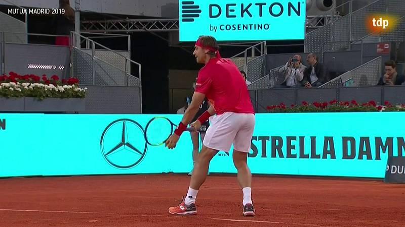 TDP en casa - Tenis - Mutua Madrid Open 2019: Alexander Zverev ¿ David Ferrer - Ver ahora