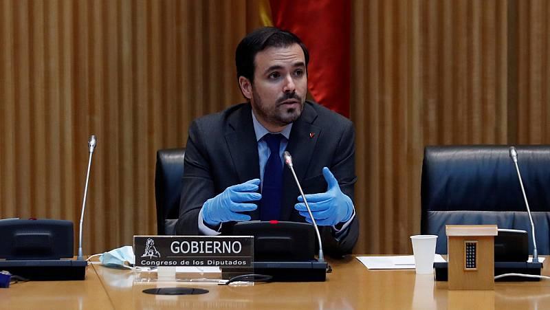 """Garzón: """"Hay más de 700.000 reclamaciones pendientes"""""""