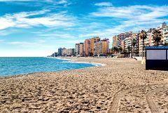 Fuengirola usará inteligencia artificial para controlar el aforo de sus playas y espacios públicos