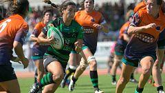 La presidenta del Cocos Rugby, satisfecha con el título de la Liga Iberdrola
