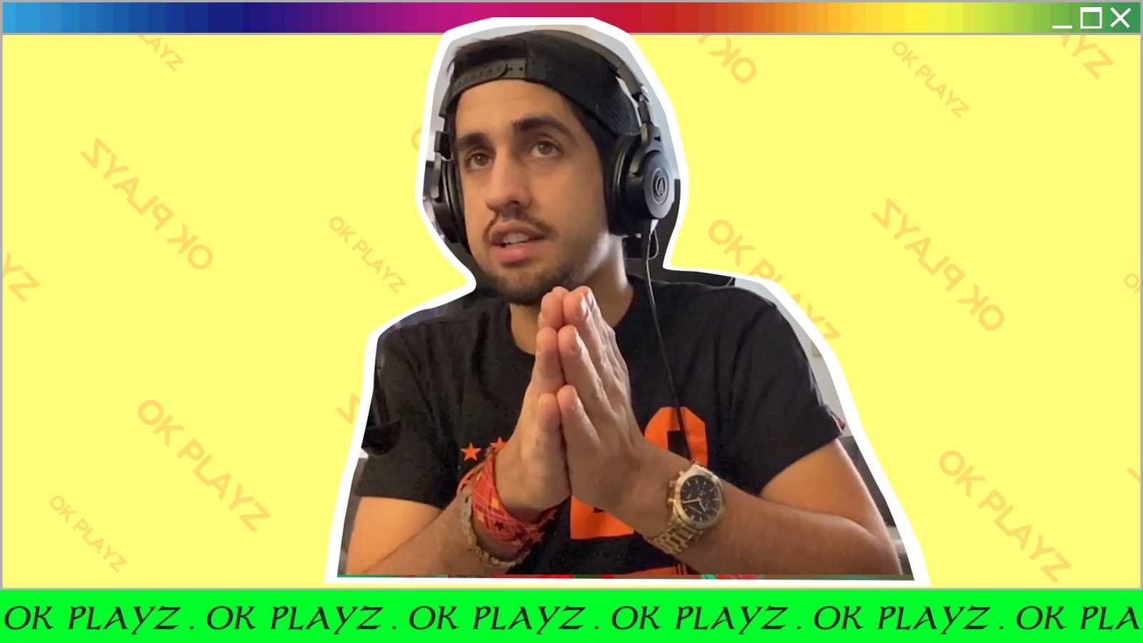 OK Playz - Dante Caro analiza Valorant, el juego que lo peta esta cuarentena