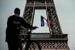 Cautela en el primer día de desconfinamiento y vuelta al trabajo en Francia