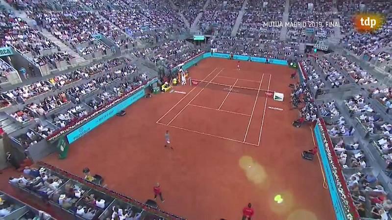 TDP en Casa - Tenis - Mutua Madrid Open 2019 - Final: Novak Djokovic-Stefanos Tsitsitipas - Ver ahora