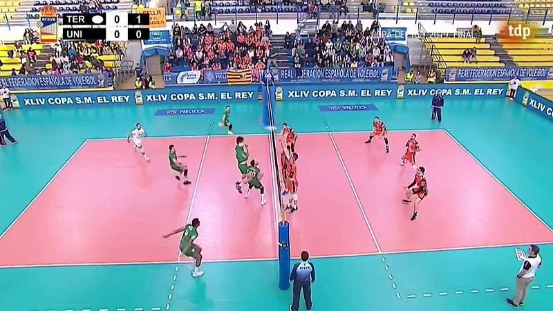 TDP en casa - Voleibol - Final de la Copa del rey 2019: Unicaja Almería ¿ CV Teruel - Ver ahora