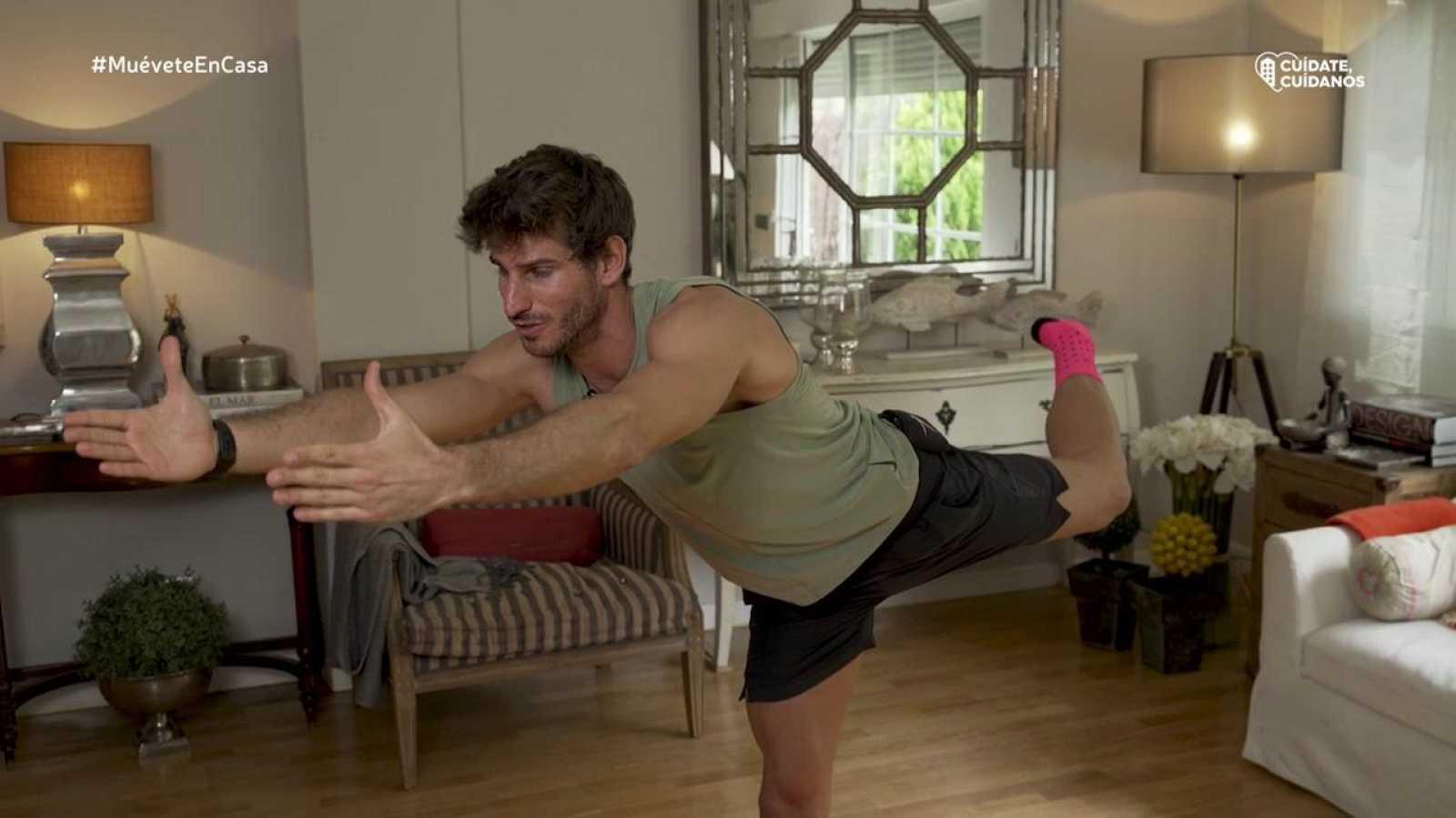 Muévete en casa - Programa 37 (Flexibilidad y equilibrio) - ver ahora