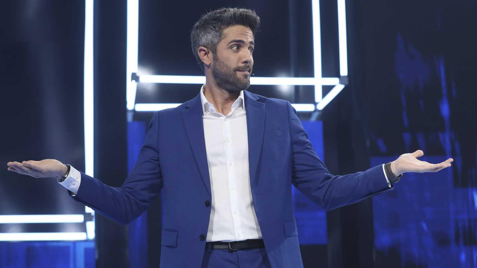 Mejores momentos de Roberto Leal, presentador de OT 2020