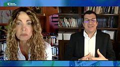 Noms propis connectats - Ángela Becerra i Carles Torrecilla