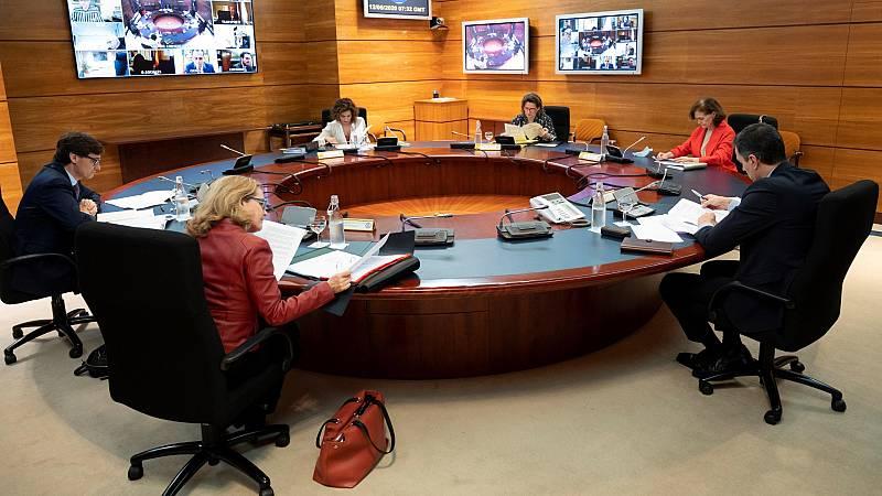 El Gobierno negocia prorrogar el estado de alarma durante 30 días más