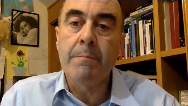 """Marcos López Hoyos, de la Sociedad Española de Inmunología asegura que """"La detección de anticuerpos no sirve para diagnosticar el coronavirus"""""""