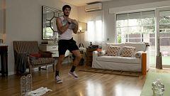 Muévete en casa - Programa 38 (Cardio y fuerza)