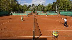 """Tomás Carbonell: """"El tenis vuelve"""""""