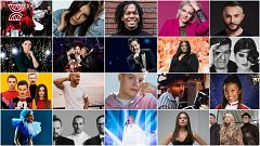 Eurovisión 2020 - Eurovision Song Celebration: Semifinal 1