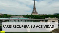 Desescalada en Francia: colas en tiendas de ropa y cosméticos