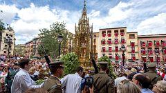 El coronavirus va a impedir la celebración del Corpus en Toledo como lo conocemos