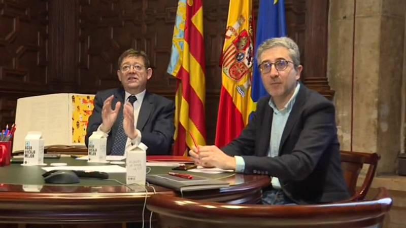 L'Informatiu - Comunitat Valenciana 2 - 13/05/20 - ver ahora