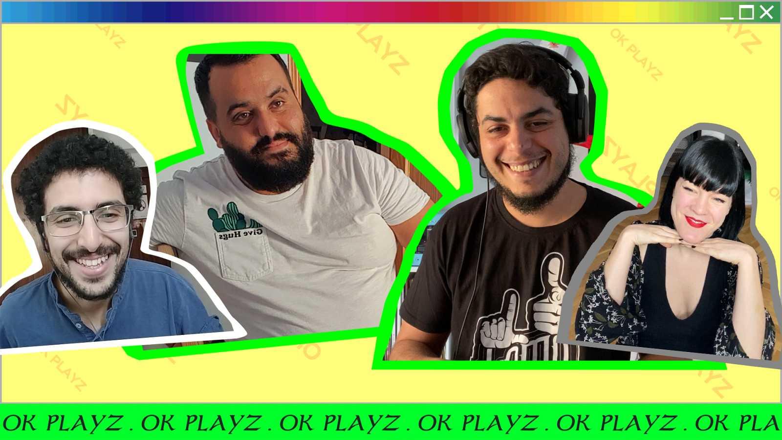 OK Playz - OK Playz con David Sainz, Kike Pérez, Noemí Casquet y Yunez Chaib