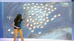 Lluvias en gran parte de la Península y descenso de las temperaturas