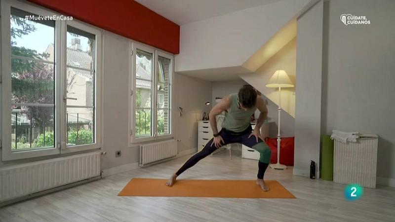 Muévete en casa - ¡Activa todos los grupos musculares!