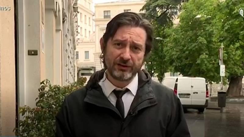 """Rafael Mayoral (Unidas Podemos): """"Se hacen un flaco favor los que hacen una lectura partidista de los decretos de alarma"""""""