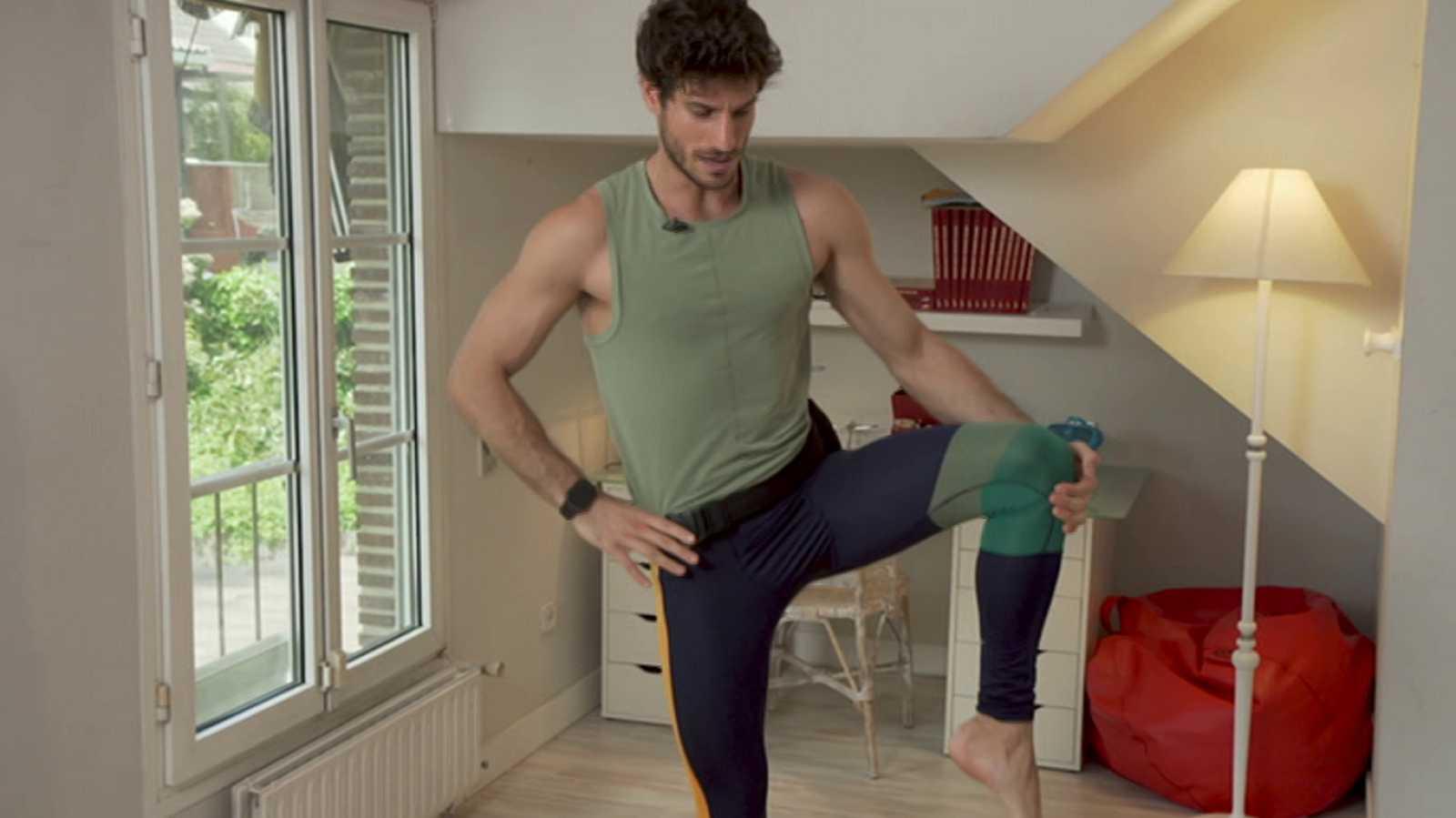 Muévete en casa - Programa 39 (flexibilidad y equilibrio) - ver ahora