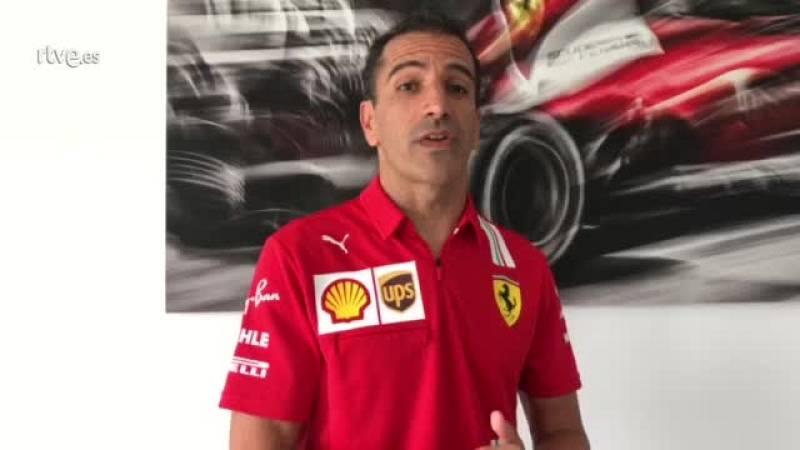 """Marc Gené, embajador de Ferrari: """"Estamos muy iusionados por el fichaje de Carlos"""""""