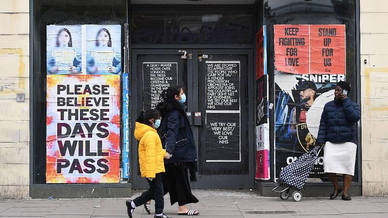 Los asesinatos machistas se duplican en Reino Unido durante el confinamiento