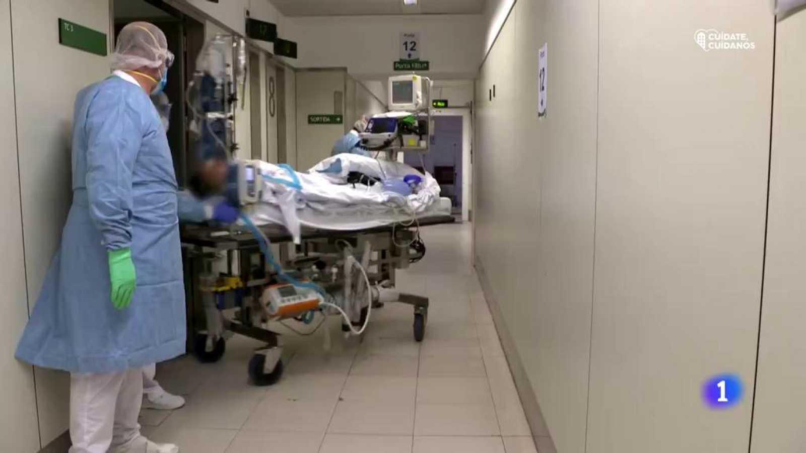 """TVE estrena este jueves """"La vida después"""", un documental que refleja cómo nos ha cambiado la vida el coronavirus"""