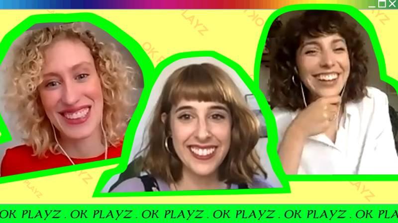 OK Playz - Las actrices de 'Valeria' se sinceran: ¡tienen un grupo sin Maxi Iglesias!