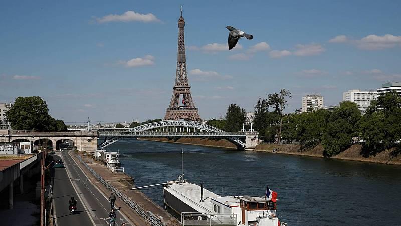 Francia anuncia un plan de 18.000 millones para reactivar el sector turístico