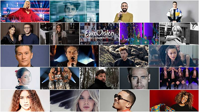 Eurovisión 2020 - Eurovision Song Celebration: Semifinal 2