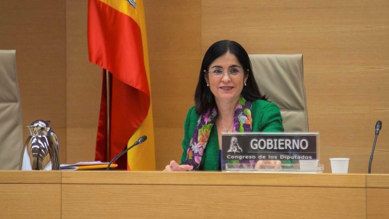 """Darias pide el apoyo parlamentario para la que """"podría ser"""" la última prórroga del estado de alarma"""