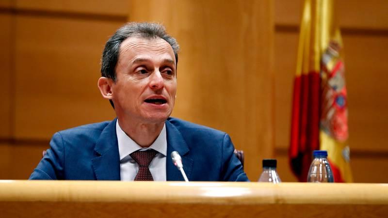 Pedro Duque: ''Creo que hay que estar muy orgullosos de lo que se hace en España''