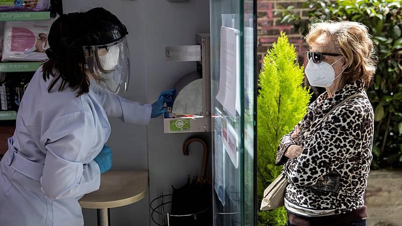 Sanidad reitera que las mascarillas fpp2 no están recomendadas para la población general