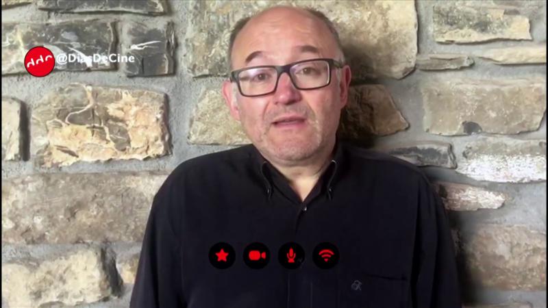 El director del Festival de Cine de San Sebastián, José Luis Rebordinos, nos habla de la iniciativa para hacer un festival virtual